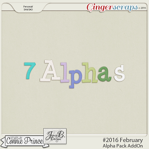 #2016 February - Alpha Pack AddOn