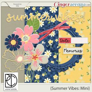 Summer Vibes Mini Kit