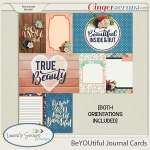 BeYOUtiful Journal Cards