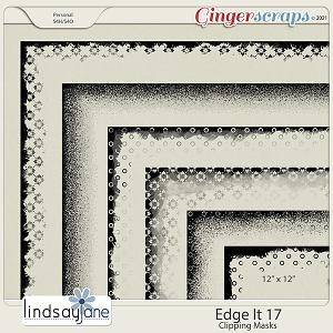 Edge It 17 by Lindsay Jane
