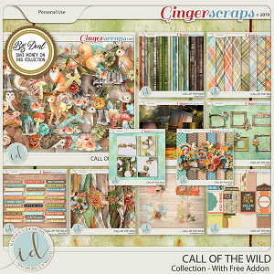 Call Of The Wild Collection by Ilonka's Designs