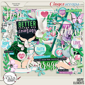 Hope - Elements - by Neia Scraps
