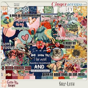 Self-Love Page Kit