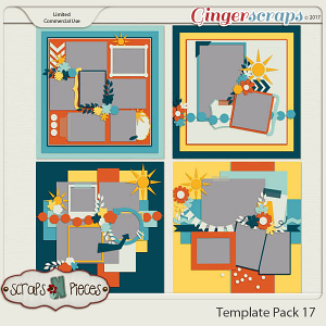 Template Pack 17