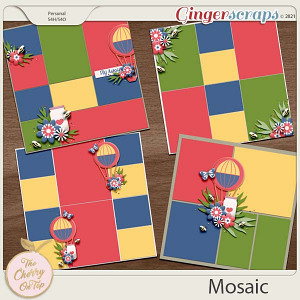 The Cherry On Top:  Mosaic Templates