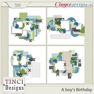 A boy's Birthday