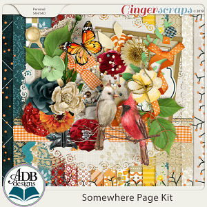Somewhere Kit by ADB Designs