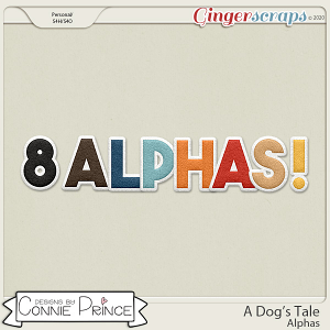 A Dog's Tale - Alpha Pack AddOn by Connie Prince