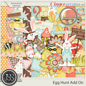 Egg Hunt Add On Mini Kit