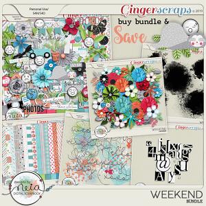 Weekend - Bundle - by Neia Scraps