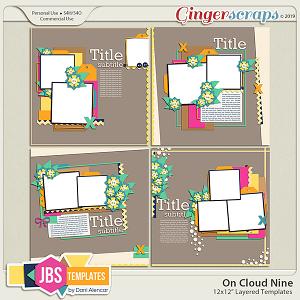 On Cloud Nine Templates by JB Studio