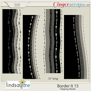 Border It 15 by Lindsay Jane
