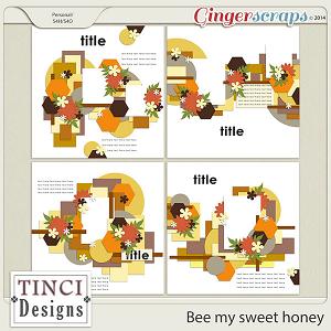 Bee my sweet honey