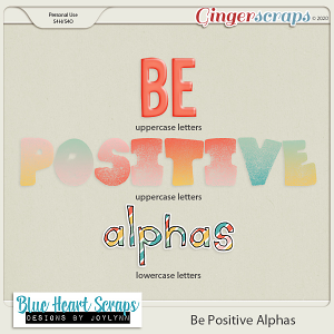 Be Positive Alpha Pack