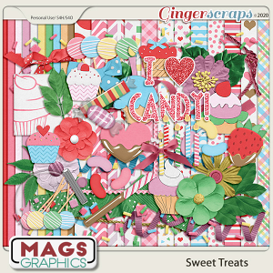 Sweet Treats KIT by MagsGraphics