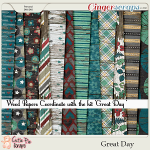 Great Day-Wood Papers