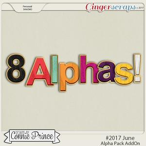 #2017 June - Alpha Pack AddOn