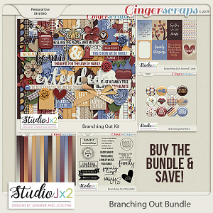Branching Out Collection Bundle