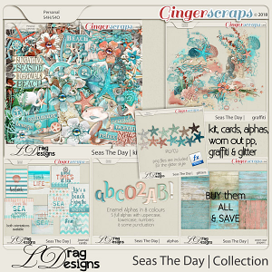 Seas The Day: The Collection by LDrag Designs