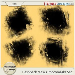 Flashback Photomasks Set1