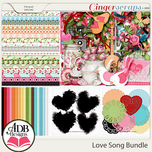 Love Song Bundle by ADB Designs