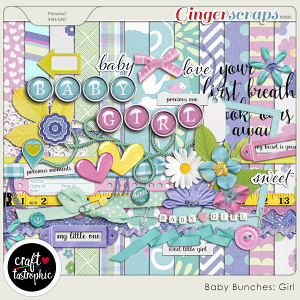 Baby Bunches: Girl Kit