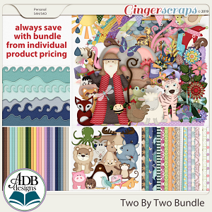 Two By Two Bundle by ADB Designs