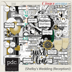 Shelby's Wedding Reception
