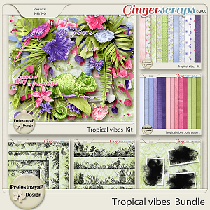 Tropical vibes Bundle