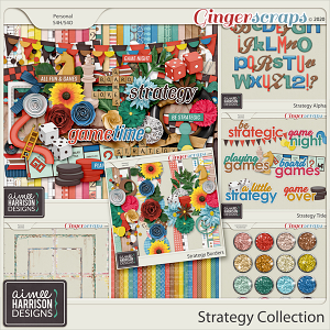 Strategy Collection by Aimee Harrison