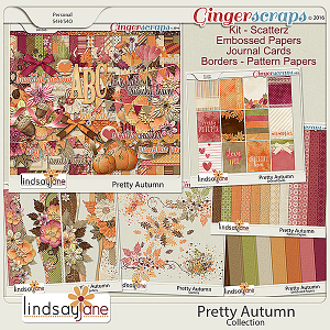 Pretty Autumn Collection by Lindsay Jane