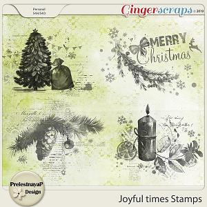 Joyful times Stamps