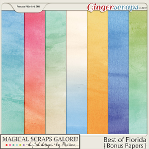 Best of Florida (bonus papers)
