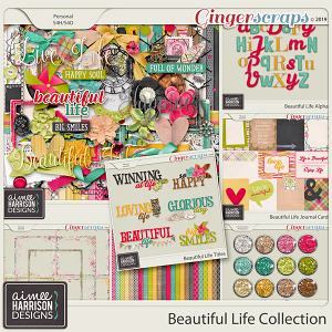 Beautiful Life Collection by Aimee Harrison
