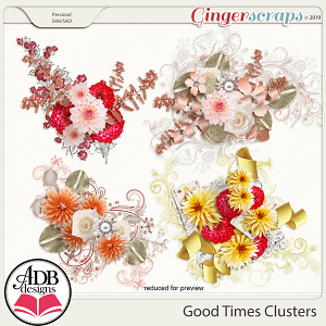 Good Times Clusters by ADB Designs