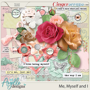 Me, Myself and I by Angelle Designs
