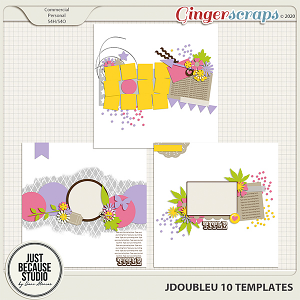 JDoubleU 10 Templates by JB Studio