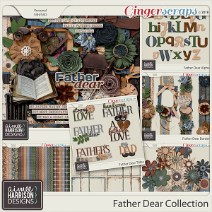Father Dear Collection by Aimee Harrison