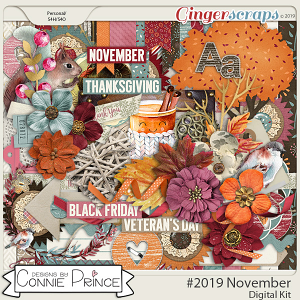 #2019 November - Kit by Connie Prince