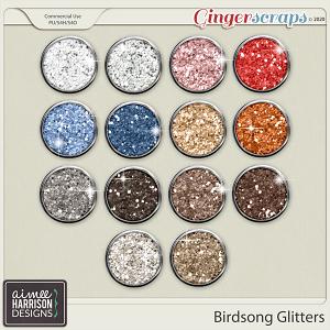 Birdsong Glitters by Aimee Harrison
