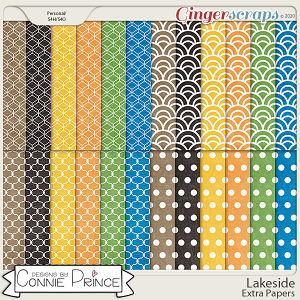 Lakeside - Extra Papers by Connie Prince