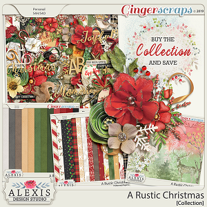 A Rustic Christmas - Collection