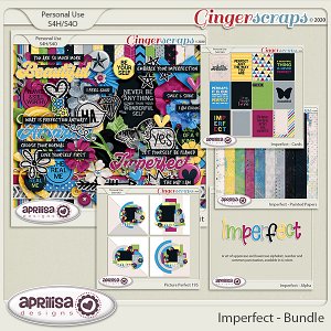 Imperfect - Bundle by Aprilisa Designs