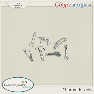 Charmed: Hand Tools