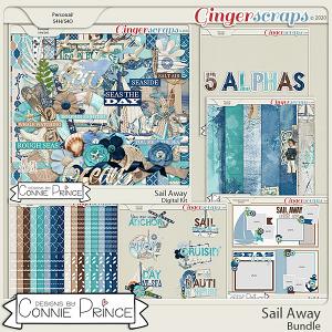 Sail Away - Bundle by Connie Prince