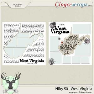 Nifty 50: West Virginia