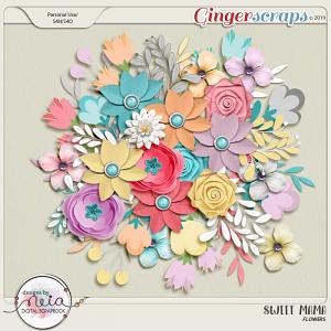 Sweet Mama - Flowers - by Neia Scraps