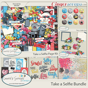 Take A Selfie Bundle