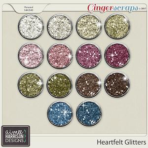 Heartfelt Glitters
