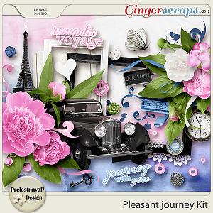 Pleasant journey Kit